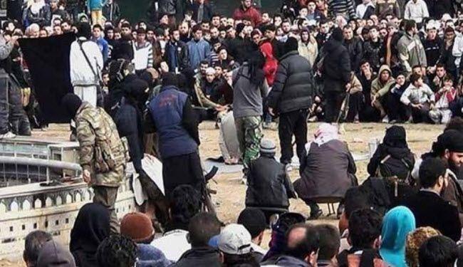 داعش گوش 70 تروریستش را برید
