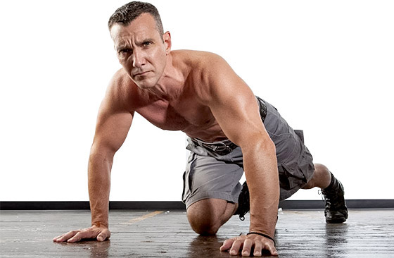 تقویت عضلات شانه muscles
