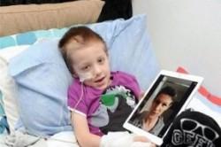 کارناوال جنگ ستارگانی برای تشیع جنازه پسر 4 ساله!
