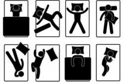 طرز خوابیدنتان گویای شخصیت شماست