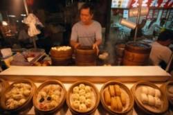 غذاهای خیابانی تایوان