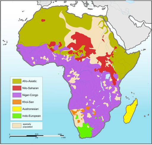7 تصور غلط راجع به آفریقا