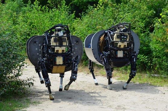 ربات های خلاقانه