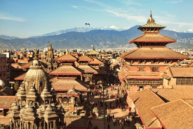 1 Kathmandu - نِپال کشوری در آسیا واقع در شمال هندوستان