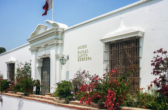 Rafael Larco Herrera Museum, Lima, Peru