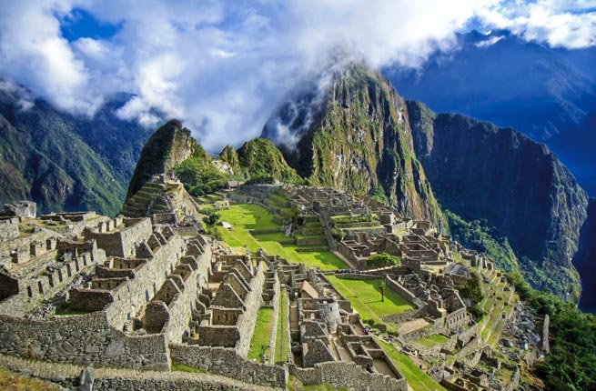 ماچو پیچو-Machu-Picchu