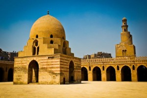 مسجد احمدبن طولون-Mosque-of-Ibn-Tulun