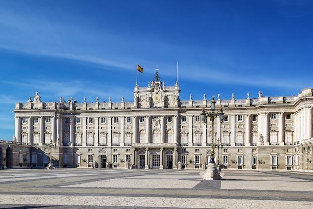 پالاسیو رئال-Palacio-Real