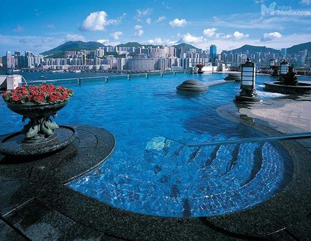 بهترین استخر جهان,استخر Harbour Plaza Hotel
