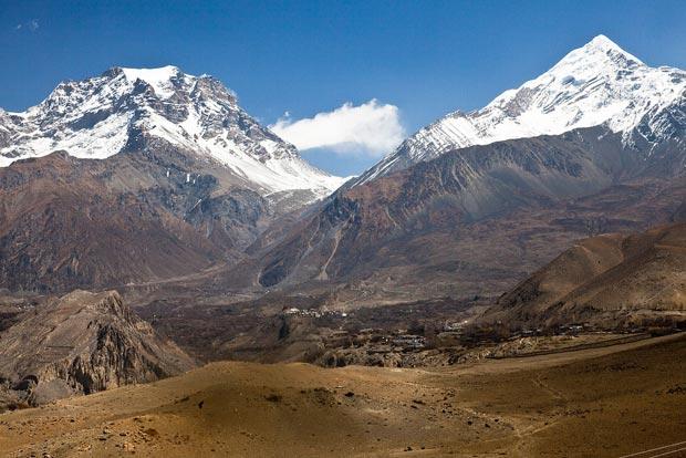 2 Annapurna Circuit - نِپال کشوری در آسیا واقع در شمال هندوستان