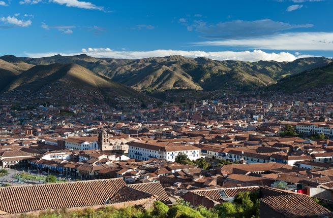 Cusco, Peru کوسکوی معاصر