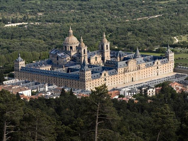 کاخ ال اسکوریال-El-Escorial