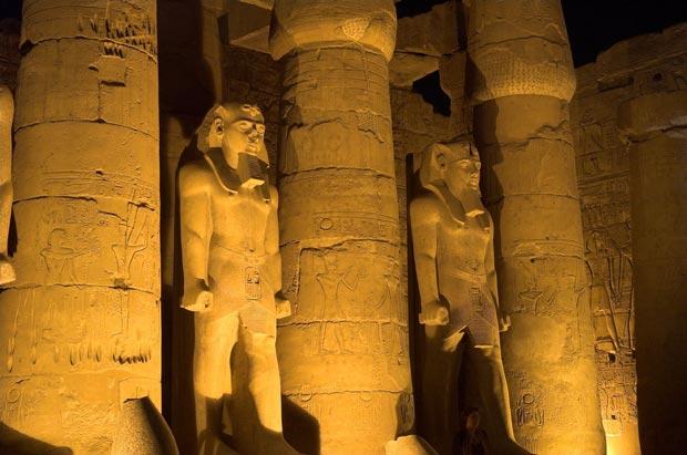 معبد اقصر-Luxor-Temple
