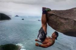 ماجراجویی ترسناک در ارتفاع 10000 پایی+عکس