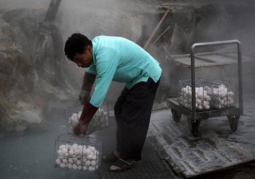 ماجرای تخممرغ سیاه ژاپنی