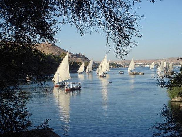 رودخانهی نیل-River-Nile-Cruise