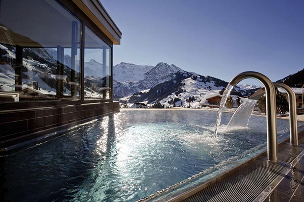 بهترین استخر جهان,5.استخر The Cambrian Hotel