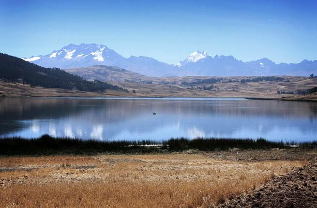 دریاچهی Huaypo
