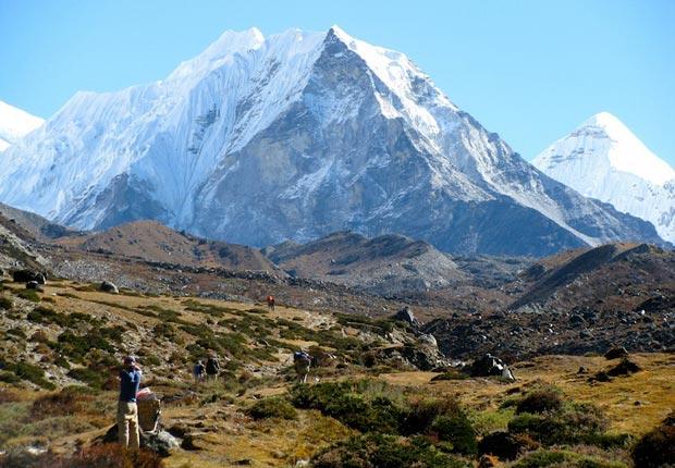 7 Khumbu - نِپال کشوری در آسیا واقع در شمال هندوستان
