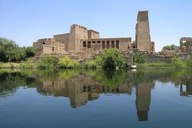 10 مورد از معابد دیدنی مصر باستان