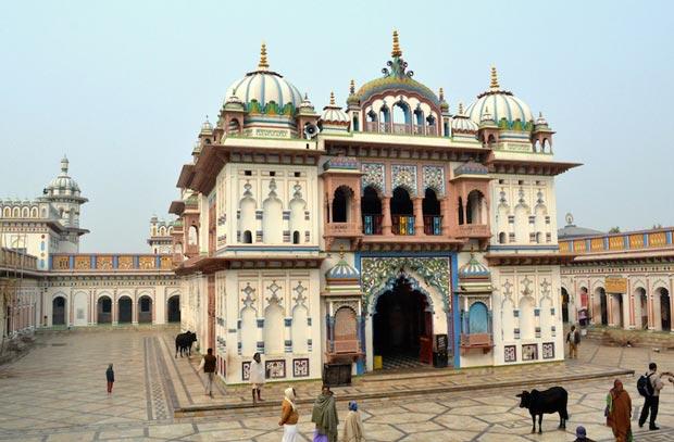 9 Janakpur - نِپال کشوری در آسیا واقع در شمال هندوستان
