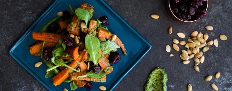 طرز تهیه هویج سرخ شده مجلسی