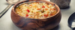 سوپ سبزیجات فصلی