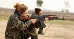 دختران مسیحی آماده جنگ با داعش+عکس