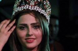 تهدید دختر برگزیده عراق توسط داعش!