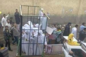 بازار برده فروشی داعش