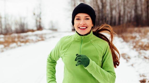 ورزش در سرما exercise-in-winter