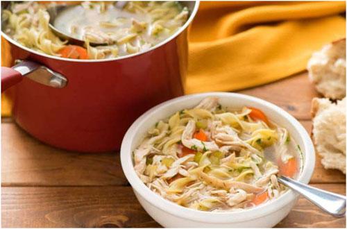 سوپ flu-diet