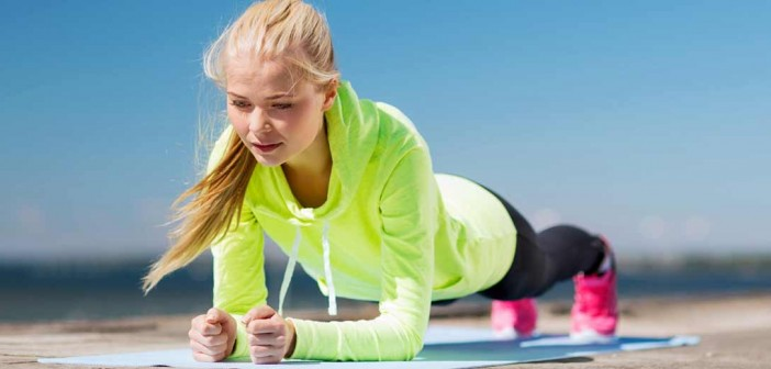 تمرین پلانک چیست؟