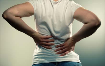 درمان درد کمر