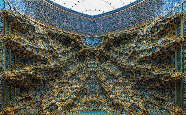 عمارت باغ دولت آباد، یزد