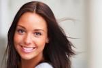 لبخند زن smiling-woman