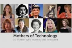 10 زن برتر در تاریخ تکنولوژی + عکس