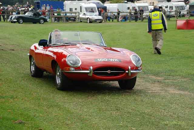 بهترین خودروهای کلاسیک دنیا,160wk 1961 jaguar e type 3 8 litre 30191