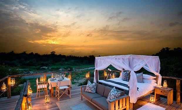 رویایی ترین هتلها برای خوابیدن زیر سقف آسمان (+عکس)