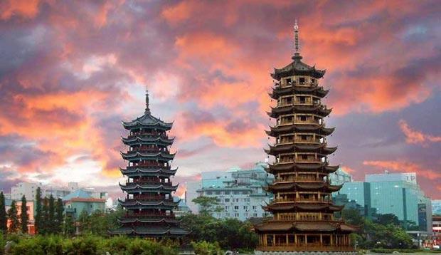 دیدنی های مخفی چین