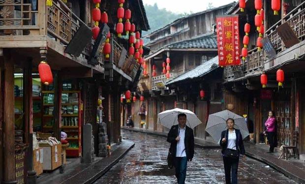 دیدنیای مخفی چین