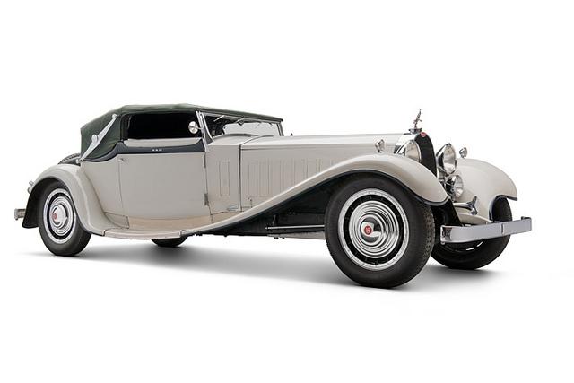 بهترین خودروهای کلاسیک دنیا,1931 bugatti type 41 royale convertible 0e1df