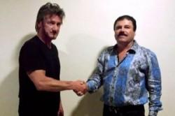 مصاحبه جنجالی ستاره هالیوودی با سلطان مواد مخدر