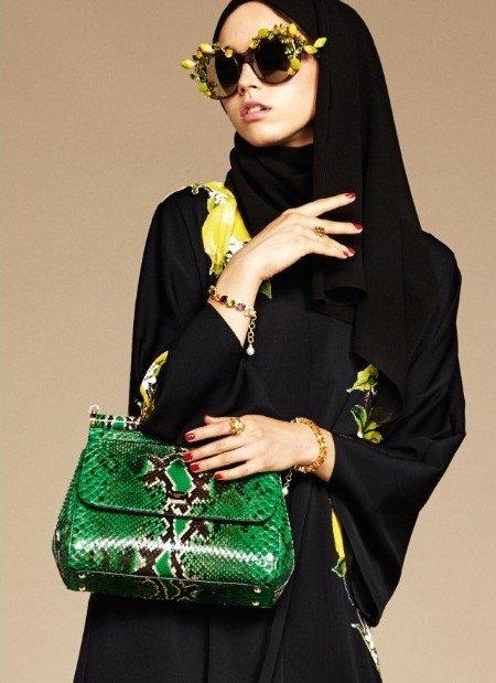 D&G لباس باحجاب اسلامی