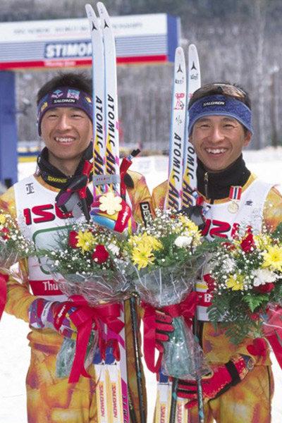 ورزشکاران دوقلو