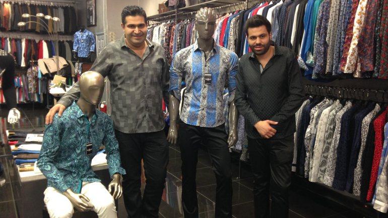 لباس «ال چاپو» محصول دو طراح ایرانی-آمریکایی از آب درآمد!