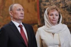 ازدواج همسر سابق پوتین با جوان 37 ساله+عکس