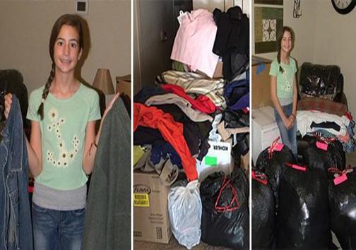 نوجوان نیکوکار ی که به هزاران بیخانمان کمک کرده است + تصاویر