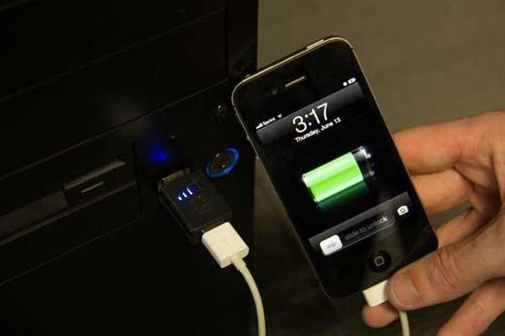 روش اصولی شارژ تلفن همراه