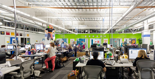 Facebook-office